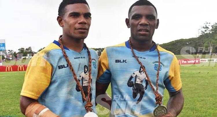 Kunadrau, Tovilevu Eye Fijian 7s Jumper