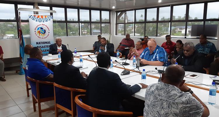 Cyclone Tino: Missing 2 Concerns Prime Minister Bainimarama, Expect More Floods in Viti Levu