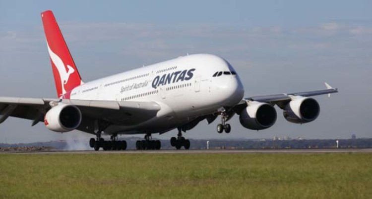 Qantas The World's Safest Airline For 2020
