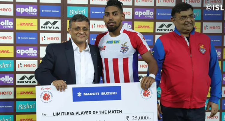 Roy The Star In ATK Win Over Goa