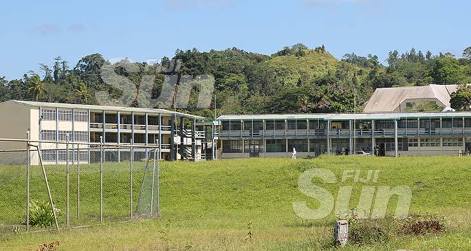 Ratu Kadavulevu School on January 4, 2020. Photo: Kelera Sovasiga