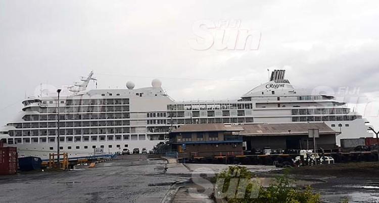 Regent Seven Seas Navigator In Fiji
