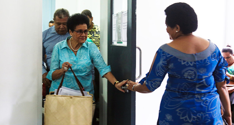 Drama Precedes SODELPA Court Hearing At Civil High Court In Suva