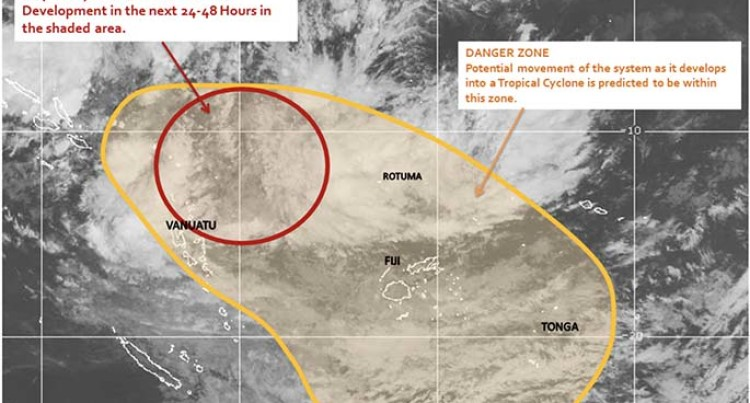 Cyclone Change In 48 Hours