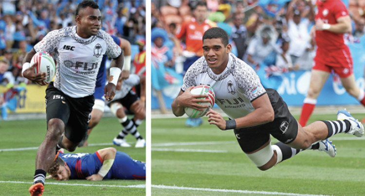 Hamilton Sevens: Why I Chose Meli And Jerry As Co-captains, Fiji Sevens Coach, Gareth Baber, Reveals