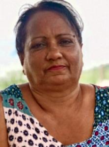 Suman Lata at Waiqele outside Labasa. Photo: Josefa Kotobalavu