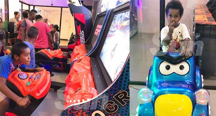 New Amusement Centre Opens In Labasa