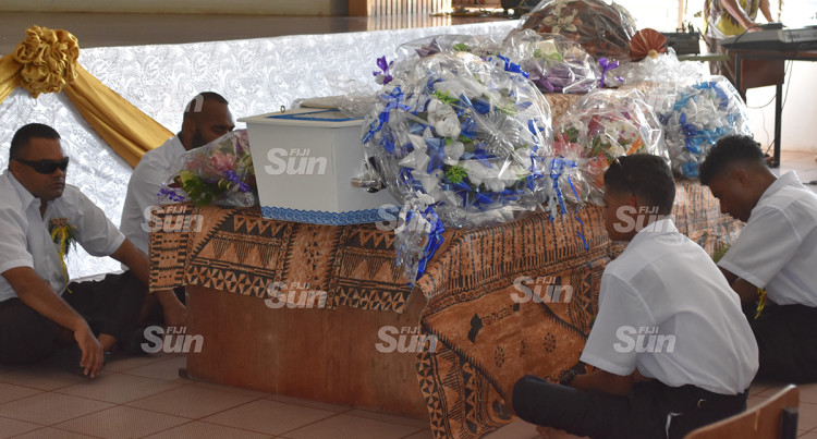 Sattya Singh, the founder of New Life Church in Fiji Laid To Rest At Cakaudrove