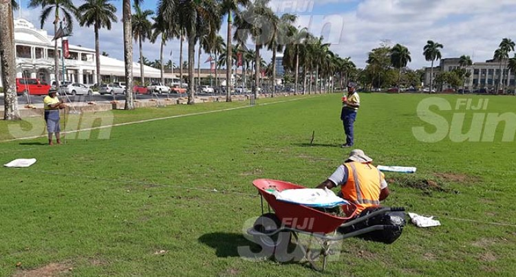 Albert Park To Open At End Of January: Council
