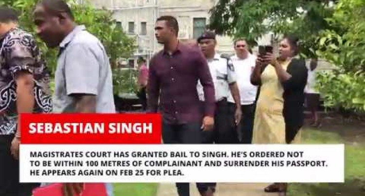 Boxer Singh Is Granted Bail