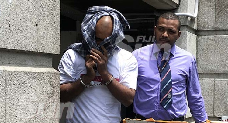 Alleged Ear-Biting-Man Fronts Court