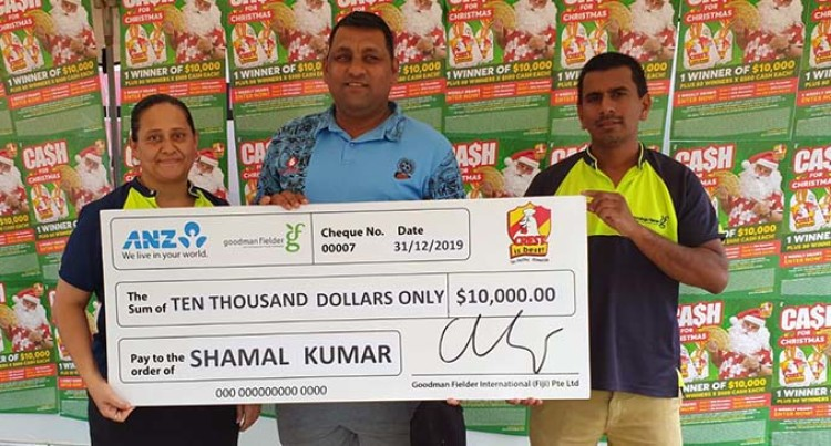 Kumar Grabs Crest's $10,000 Cash Prize