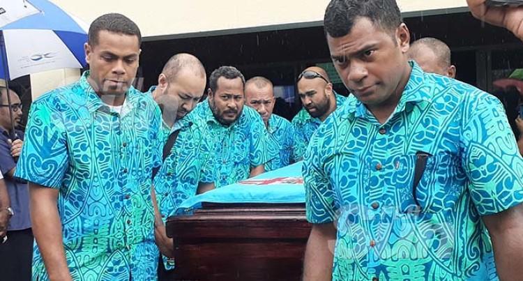 'Pillar' Hesaie Laid To Rest In Suva