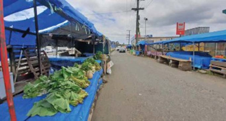 Nakasi Vendors Note An Increase In Thefts