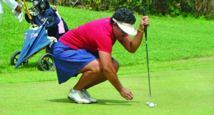 Women In Sports: Golf Helps Me, Try It