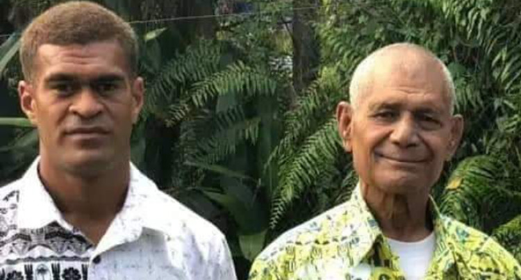 Former Flying Fijian No.8  Laid To Rest