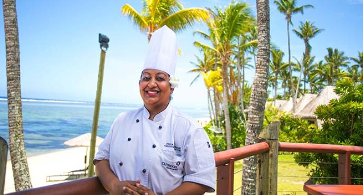 Darshani Breaks Glass-Ceiling, Becomes First Female Executive Chef At Outrigger