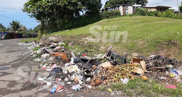 Delay In Garbage Collection Continues In Nasinu Areas
