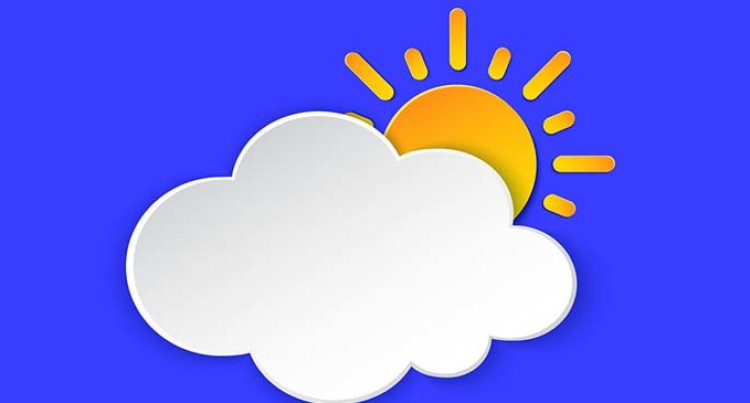 Weather: Warm And Humid With Mostly Sunny Skies In The Day