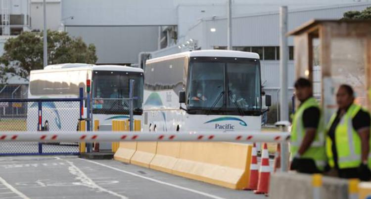 Coronavirus: Two Fijians From Wuhan Quarantined For 14 Days At New Zealand Military Facility