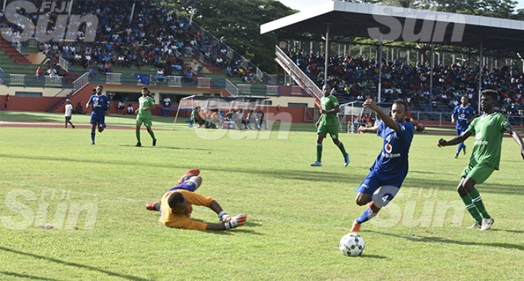 VPL: Lautoka FC Thump Nadi To Top Standings