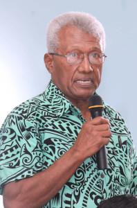 Professor Tupeni Baba.