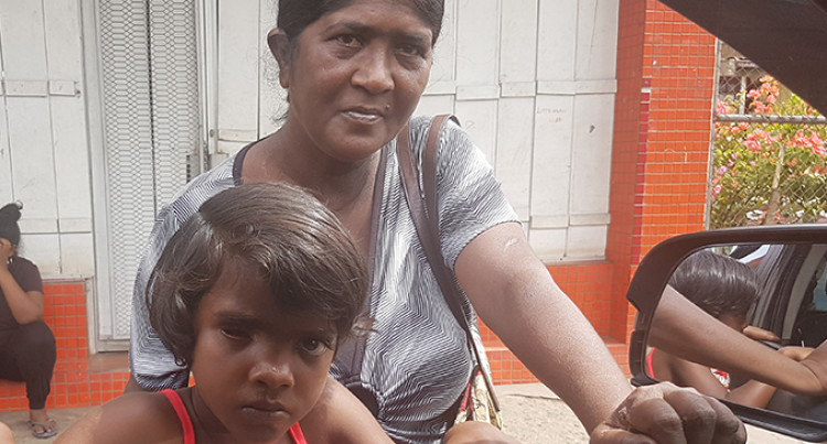 Assistant Health Minister Seeks Help Locating Anjalin And Her Mother