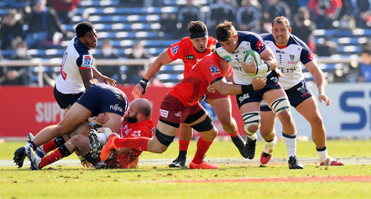 Lomani, Toomua Fail To Spark Rebels