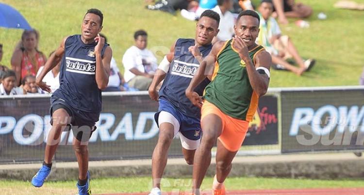 Koroi Clocks 10.6 In 100m
