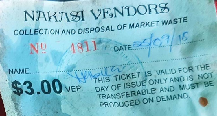 Vendor Fee 'Scam' Claim