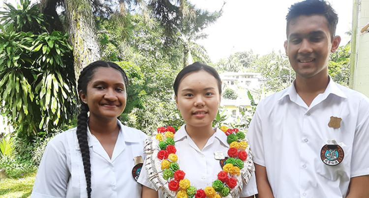 Yat Sen Head Girl Eyes Career In Biomedical Or Chemical Engineering