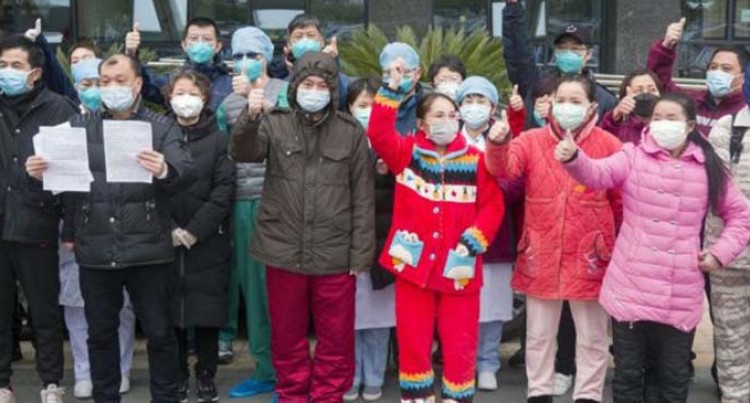 31 COVID-19 Patients In Critical Condition Discharged After Recovery In Wuhan
