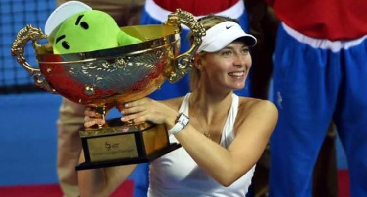 Five-Time Grand Slam Champion Maria Sharapova Says Goodbye To Tennis
