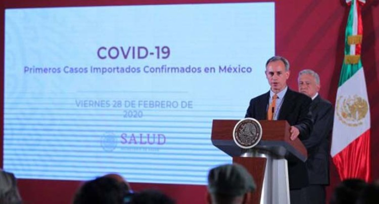 Mexico Confirms First Case Of COVID-19