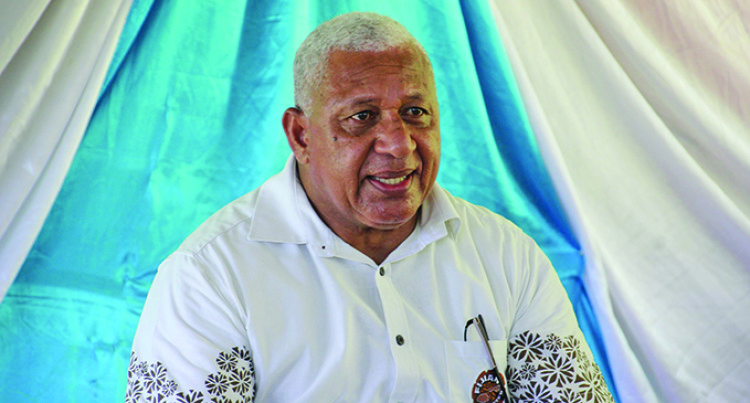 Prime Minister Voreqe Bainimarama Clarifies Government Position On Fiji Hindi