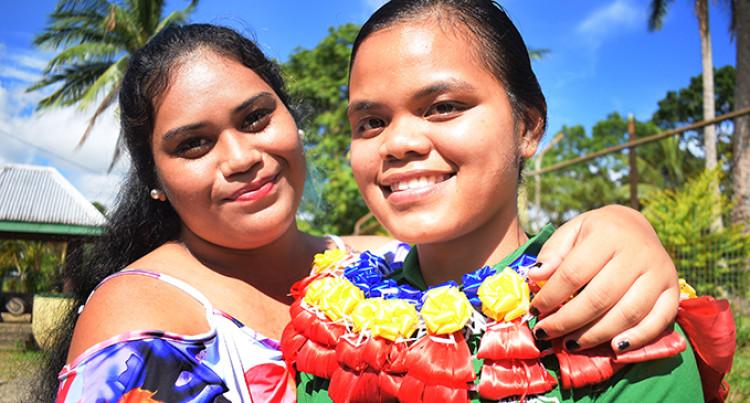 Ballantine Memorial School Names First Nauruan Head Prefect