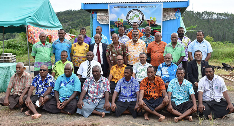 Tamavua Family Gives Land For Kadavu Kava Farmers Co-operative