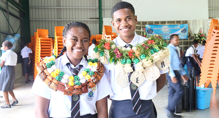 Taniela Benaca Badged As Christian Mission Fellowship College Head Prefect