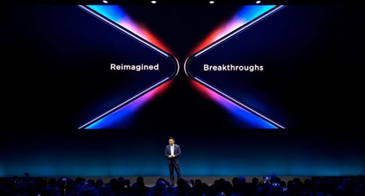 Huawei Launches Mate Xs Foldable Smartphone