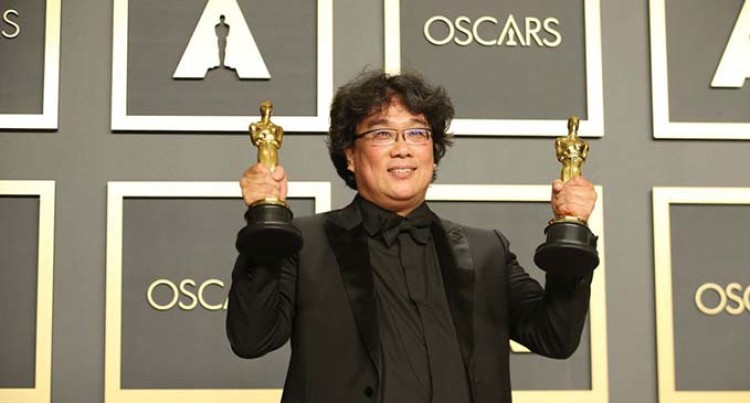 """Parasite"" Gets Huge Box Office Boost After Making History At 92nd Oscars"