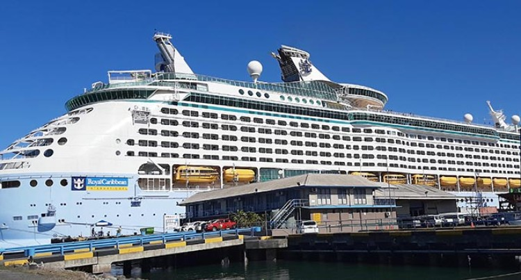Coronavirus: Cruiseliner Tourists Not Affected By Closure Of Borders, Says Agents
