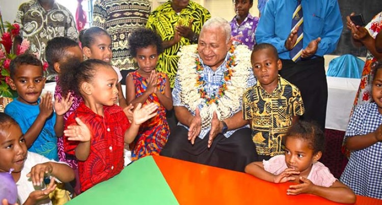 Bainimarama Acknowledges Nadali Community