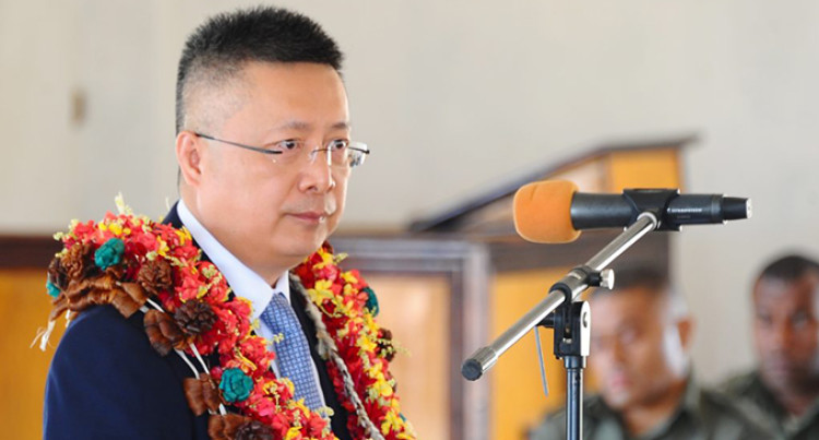 Chinese Ambassador To Fiji Calls For Review Of Border Lock-Down Policies