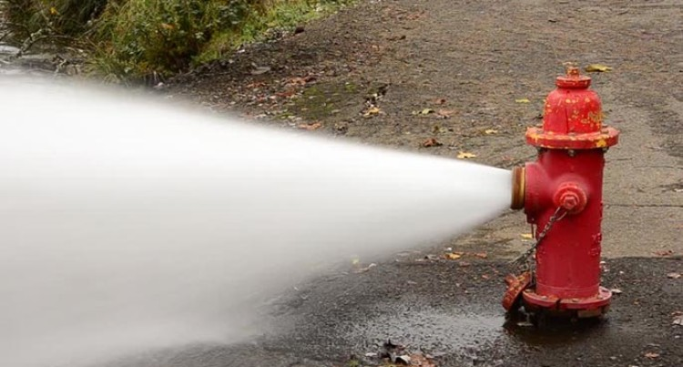 Damaged Fire Hydrant Causes Delay In Water Supply Restoration In Central Division