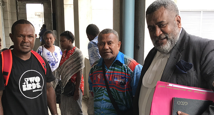 Evicted Residents Of Tamavua-i-Wai File For A Stay Order