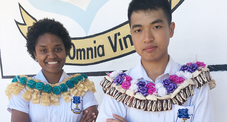 Chinese National Heads Suva Sangam College Student Council