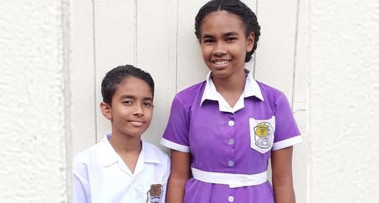 Labasa Sangam Primary School Head Boy Chosen by Popular Demand