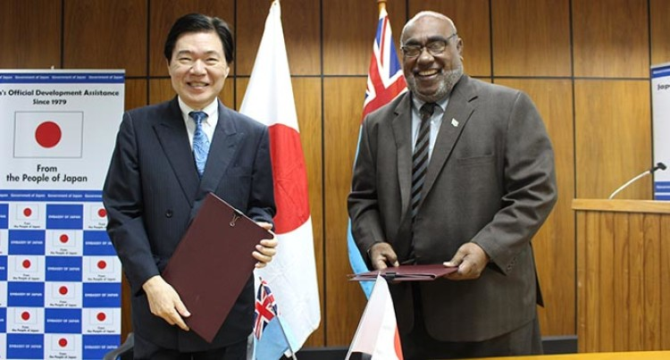 Japan Funds Two Generators For Bua
