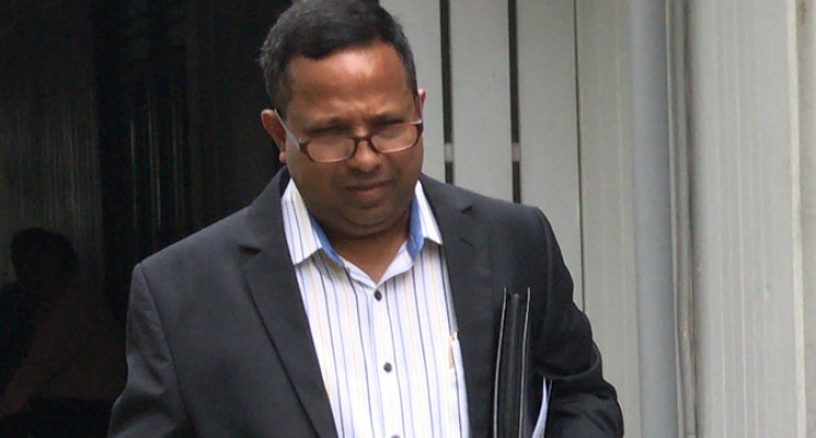 Fareed To Enter Plea On April 15