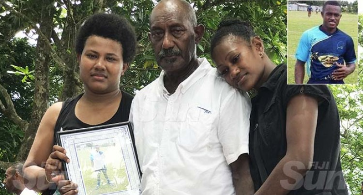 Alleged Assault Victim Laid To Rest